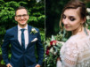 Hotel Trylogia plener slubny w dniu ślubu