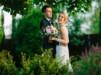 Ślub na Podlasiu plener w dniu ślubu